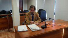 El fiscal Carlos Zoppegni está al frente de la causa que investiga el femicidio de María Florencia.
