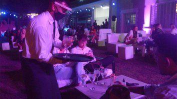 Por primera vez en lo que va de pandemia, los salones de fiestas abrieron como bares