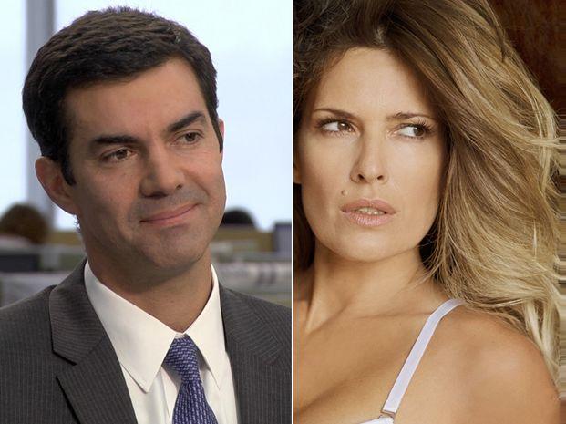 El gobernador salteño confirmó el romance con la actriz Isabel Macedo.