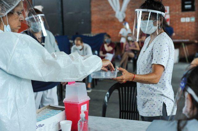 Coronavirus: Rosario reportó 476 casos nuevos de los 1.437 que registró la provincia de Santa Fe