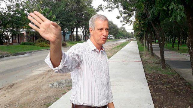 Dionisio Scarpin, intendente de Avellaneda, dio positivo de coronavirus