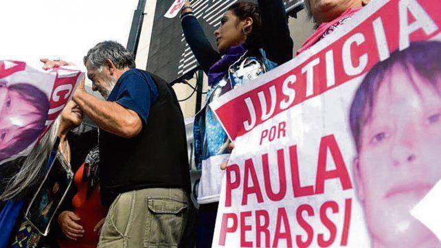Justicia. Condenaron a un empresario por la desaparición de Paula Perassi.