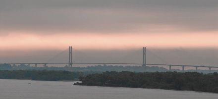 Tras la niebla liberan el puente a Victoria y autopistas a Buenos Aires y Santa Fe
