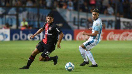 De afuera. Matías Orihuela, que mañana será titular, es uno de los tantos que llegaron para jugar sobre la banda izquierda.