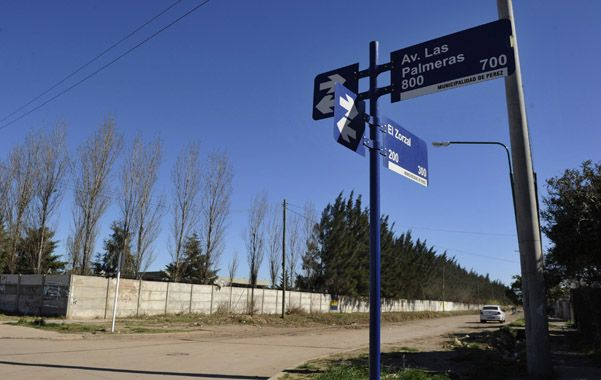 Cabín 9. El crimen fue el 12 de agosto de 2012 en Las Palmeras y El Zorzal. El acusado dijo que fue en un intento de robo. (foto: Celina Mutti Lovera)
