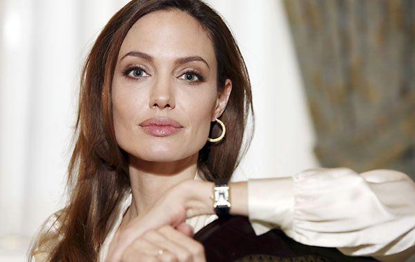 Caso Angelina. La determinación de la actriz de 37 años tuvo una enorme repercusión mundial.