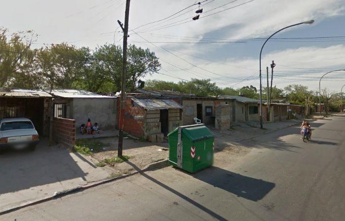 El homicidio sucedió esta mañana en un pasillo interno de Avellaneda al 4200.