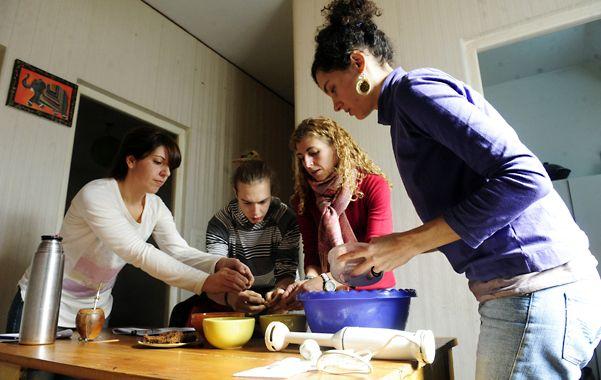 Beku Viva. Belén inició su proyecto ofreciendo viandas a domicilio y hoy también da clases de cocina vegana.