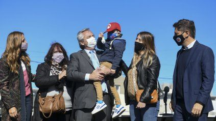 Alberto Fernández convocó a la épica de reconstruir Argentina
