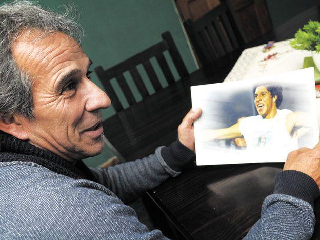 Si tenés que tirar un cañito, tiralo, le decía su papá a Enzo Pérez
