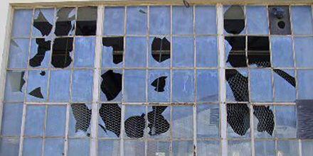 Un experimento en Estados Unidos confirma la teoría de las ventanas rotas