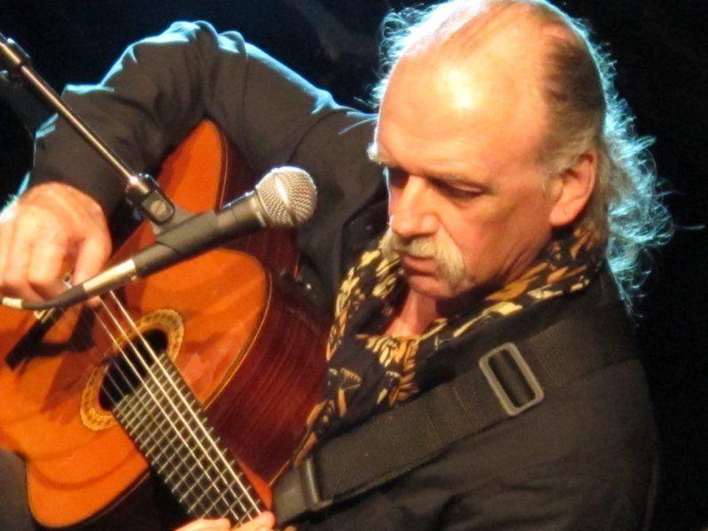 Carnota y Fandermole compartieron la canción La luminosa.