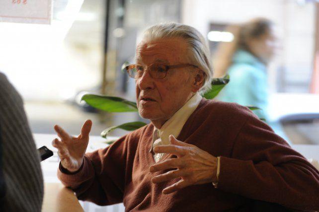 Falleció el experiodista de La Capital Edgardo Petrone