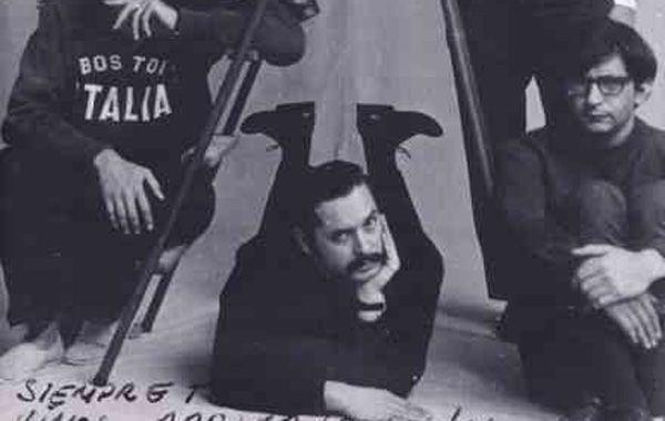 El humorista en una foto de 1969 para el lanzamiento de Boom