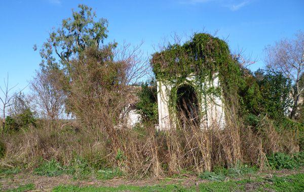 La vieja estancia Colastiné que perteneció a Estanislao López está en la zona rural de Arocena en el departamento San Jerónimo.