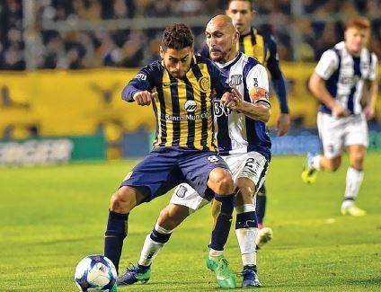 Central no depende de sí mismo para clasificar a la Copa Sudamericana