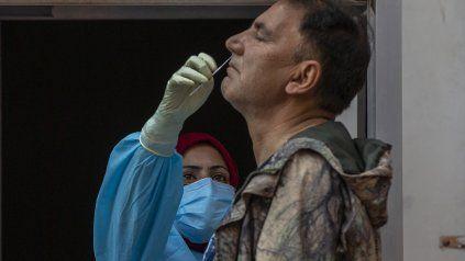 Coronavirus: reportaron 25.976 nuevos casos y 490 muertes en 24 horas en Argentina