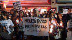 Familiares y allegados a Emiliano Arri pidieron justicia en numerosas movilizaciones.