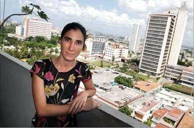 Detienen a la bloguera Yoani Sánchez, reconocida por criticar al gobierno cubano