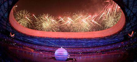 Accidentes, falsificaciones y playbacks oscurecen la ceremonia inaugural