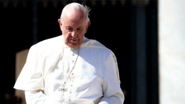 El Papa dijo que falta voluntad política para combatir el hambre