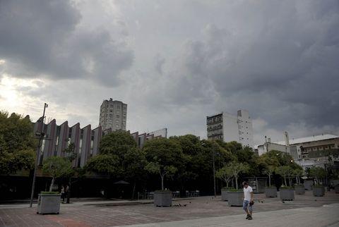 Se prevé que las temperaturas en Rosario oscilarán entre los 22 y los 32 grados. (Foto: V.Benedetto)