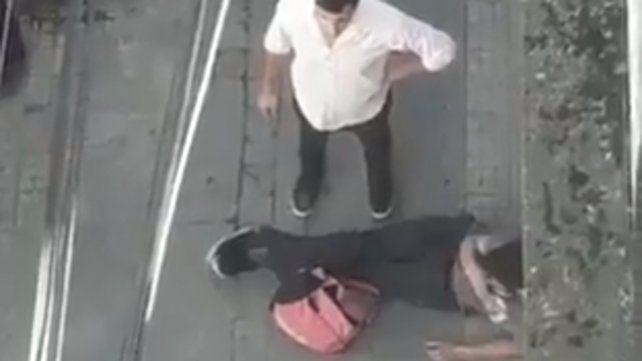 Otra vez los vecinos retuvieron a un ladrón en la zona céntrica de Rosario
