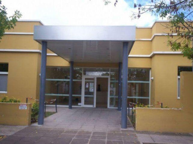 El hospital Gomendio de Ramallo donde el médico que contrajo coronavirus hace guardia.