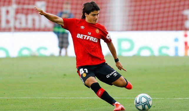 España quiere convencer a Luka Romero para que juegue en su selección