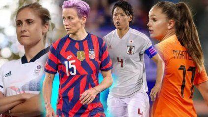 Gran Bretaña-Australia, Suecia-Japón, Países Bajos-EEUU y Brasil-Canadá serán los cruces de los cuartos de final.