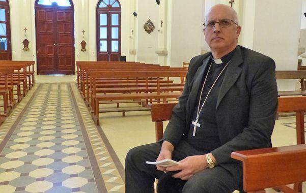 """Monseñor Olivera. """"Nos gustaría que venga Francisco"""
