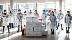 Chemtest lanza un nuevo proyecto de diagnóstico rápido de coronavirus.