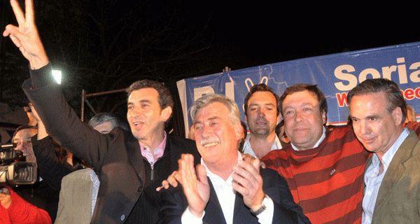 Aníbal Fernández dijo que el triunfo kirchnerista en Río Negro es un resultado histórico