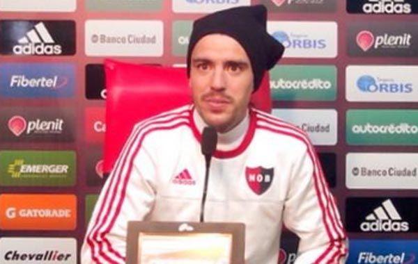El Gato Formica admitió estar más maduro que cuando emigró del club.