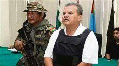 Wilson Maldonado Balderrama permanece detenido en Bolivia.