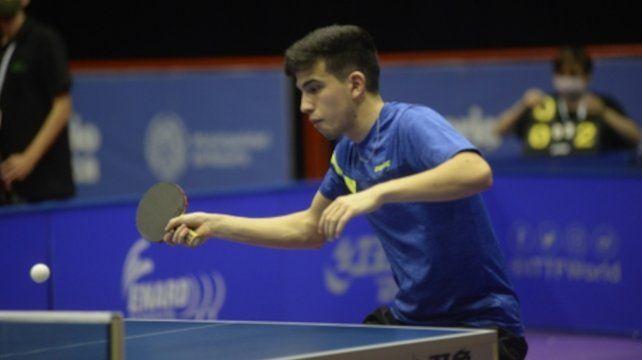 Cifuentes venció en el debut al cubano Andy Pereira.