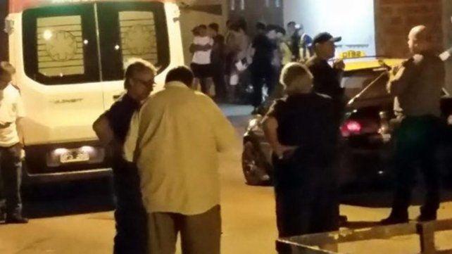 Gerónimo Escobar fue asesinado el jueves de la semana pasada en Callao y Centeno