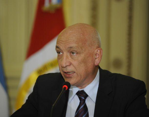 El gobernador Antonio Bonfatti dijo que el juicio oral agilizará las causas.