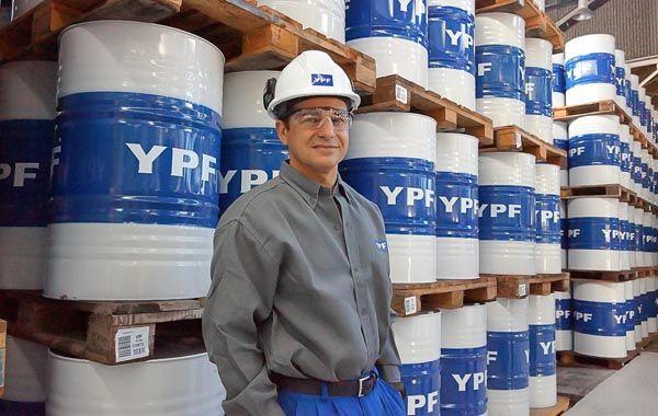 El CEO de YPF