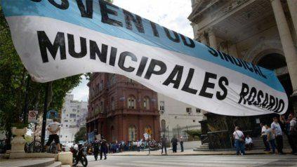 Los municipales esperan las paritarias y dicen que un 17% de aumento no es una mala oferta