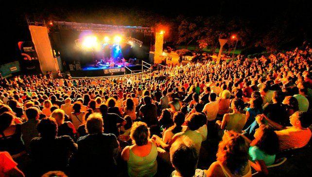 El anfiteatro será escenario del evento Rosario bajo las estrellas