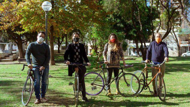 Dos diputados proponen crear en Santa Fe la Ley de la Bicicleta