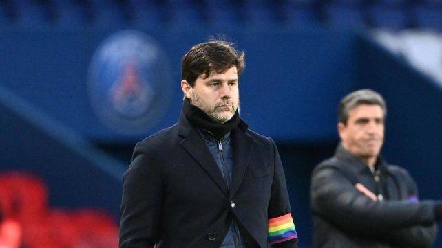 ¿se va? Diversos medios franceses indicaron que Pochettino pretendería dejar PSG.