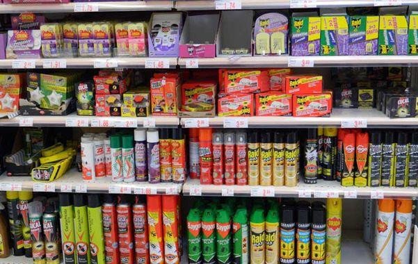 Casilda: regulan la venta de insecticidas y otros químicos