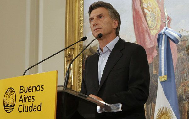 El gestor. Mauricio Macri