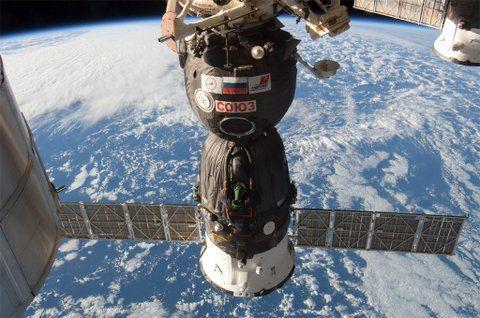 Transporte. La nave Soyuz será la empleada para los viajes.