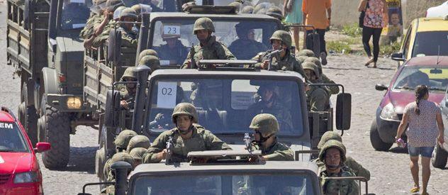 Cinco narcos muertos durante un operativo policial en favelas de Río