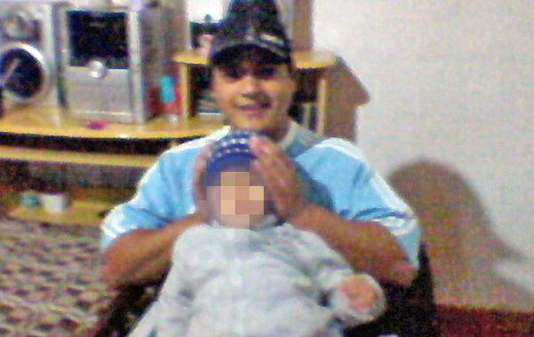 La victima. Lucas Escalada tenía 22 años y trabajaba como albañil. Su primer DNI le llegó un día después de morir.