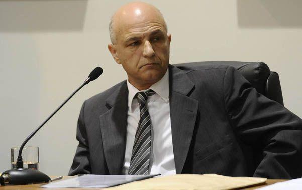 Opiniones. El juez José Luis Mascali citó jurisprudencia sobre el tema. (foto: Angel Amaya)