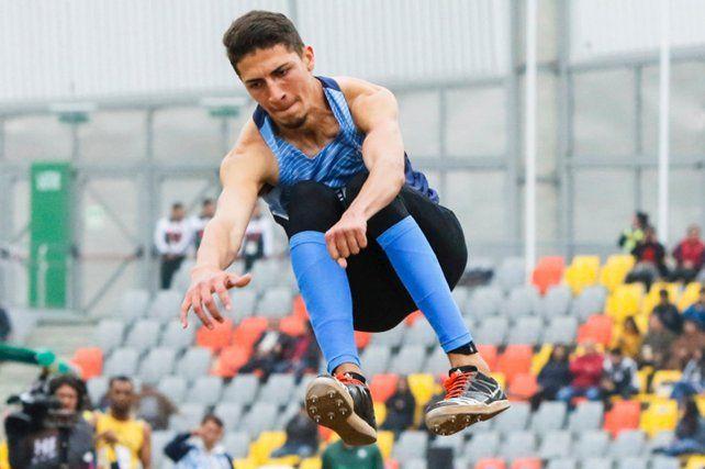 Un imperdonable olvido le impidieron a Brian competir en el Mundial de Atletismo.